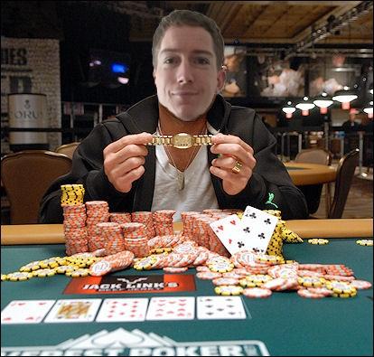Arne Tarara sprengt das Casino